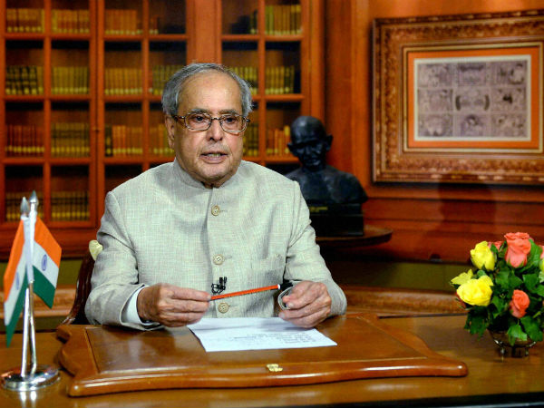 President Pranab mukherjee coming to chennai on march 2nd