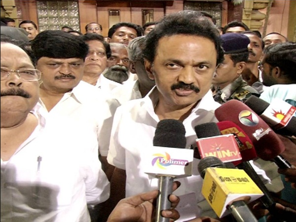M.K.stalin Accusation on tamilnadu assembly speaker Dhanapal