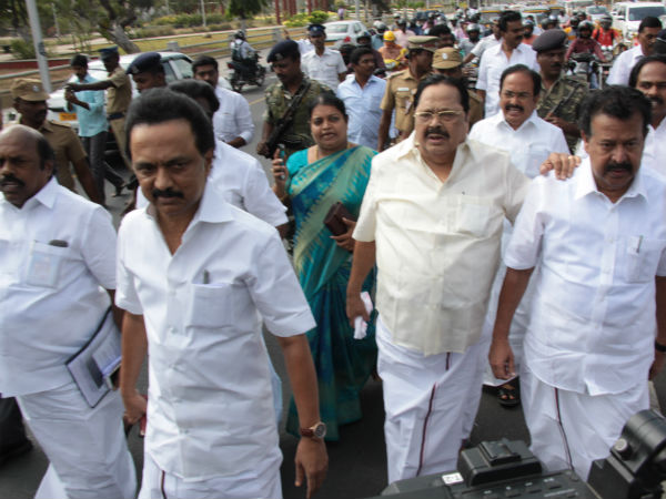 Stalin backs Team OPS in assembly