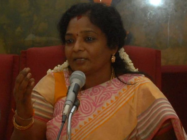 Tamilisai welcomes Budget