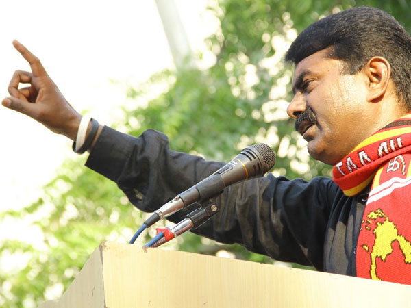 seeman Condemned DVK functionary hacked to death in Coimbatore