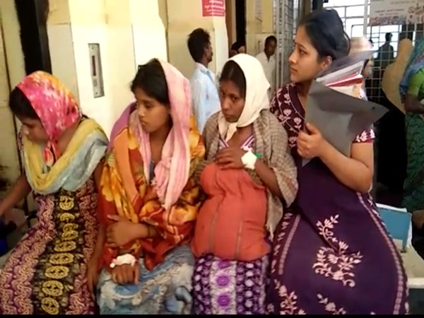 Sharing but there's no caring in this Karnataka hospital