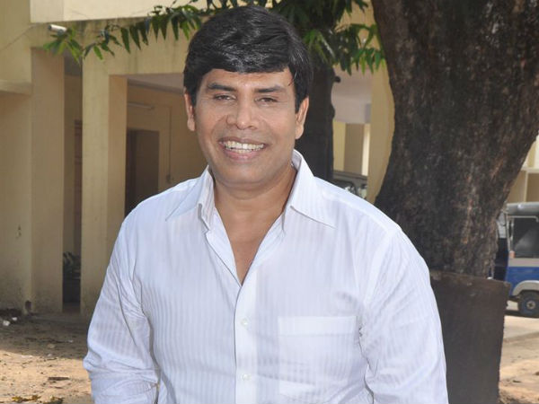 conduct party election before the local body election : Actor Anandraj