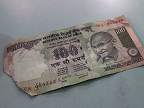 Soiled and scribbled rupees notes are exchangeable - Reserve Bank