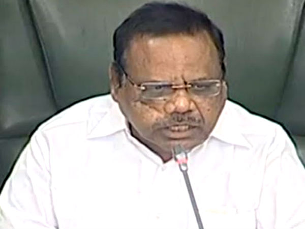 No Confidence motion against Speaker in TN Budget session