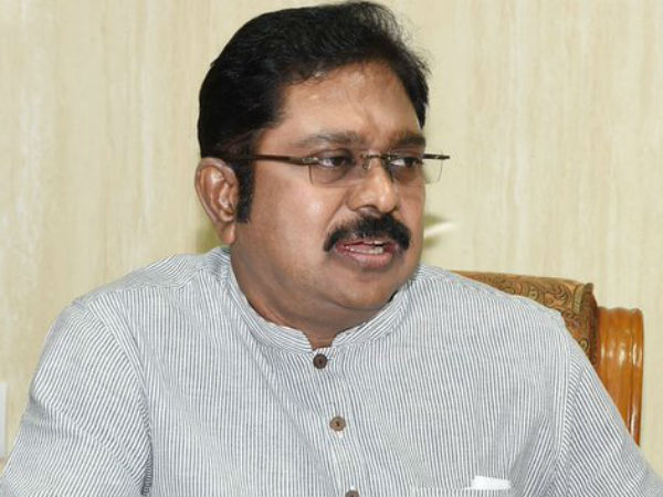 I will contest on double leaf symbol, says TTV Dinakaran.