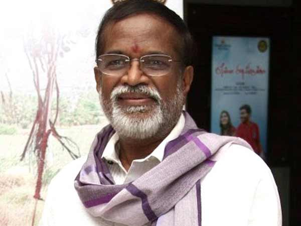 Is Gangai Amaran contesting as BJP candidate in RK.Nagar?