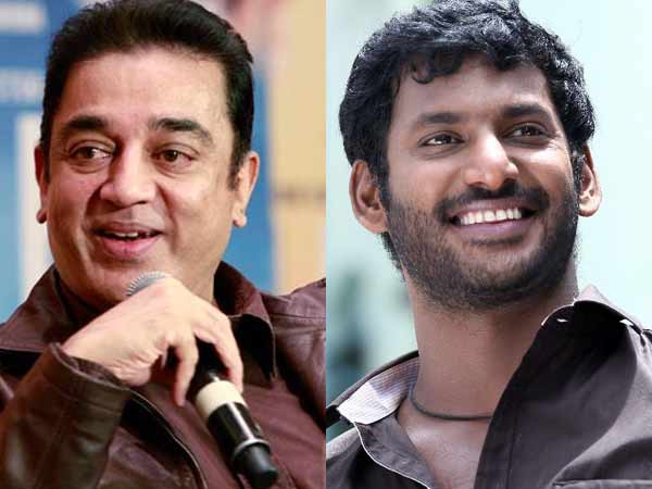 Nadigar sangam will support to kamal, says vishal