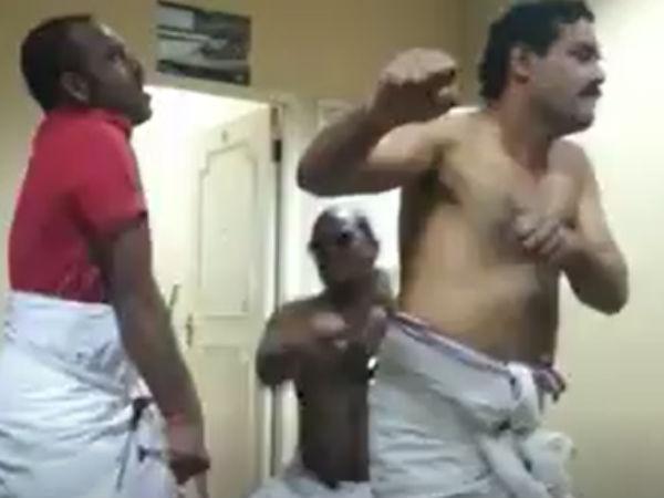'Kuvathur' Video goes viral on social medias