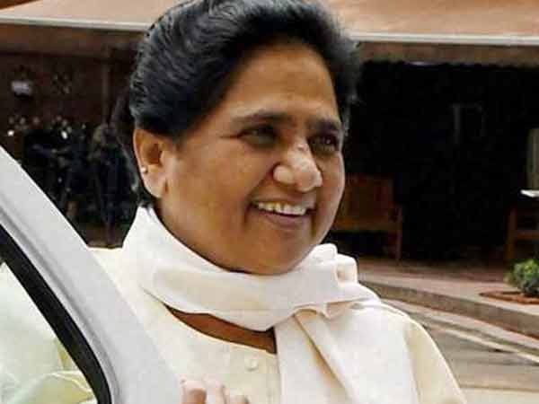 Mayawati to move court against 'EVM tampering'