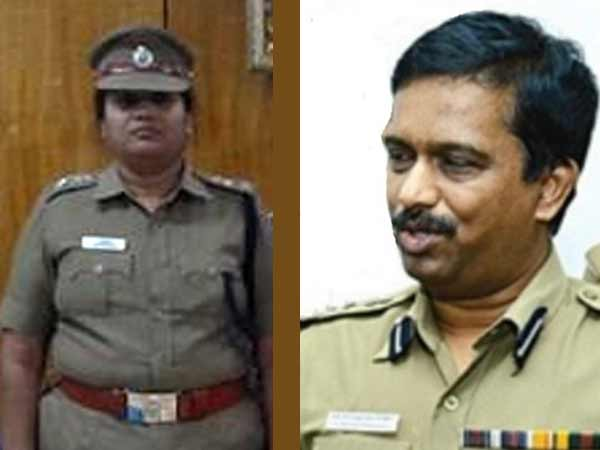 Five IPS officer including north zone IG Senthamaraikannan trasferred