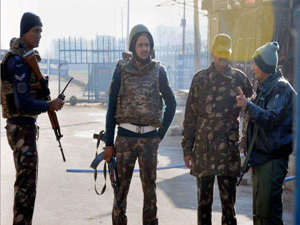 Pathankot air base on high alert, search operations on