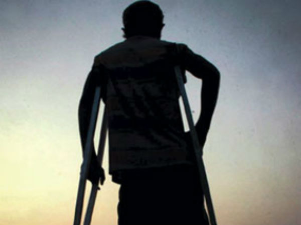 Rs. 11.9 Crore for Physically challenged person