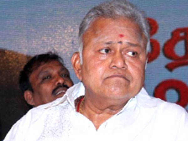 Ponnusamy filed complaint against Radharavi