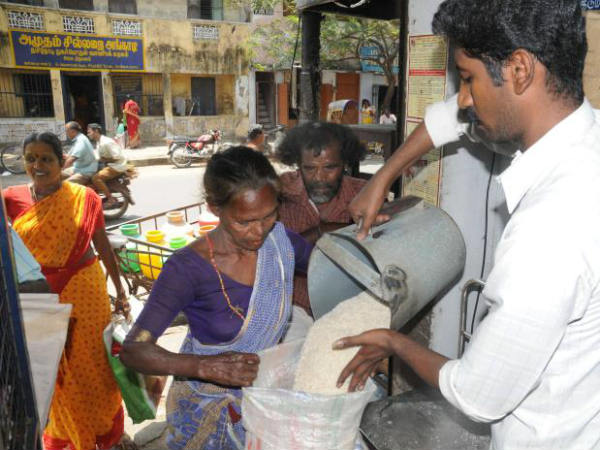 Ration card holder can get free Wheat instead of Free 20 kg rice, says Minister Kamaraj