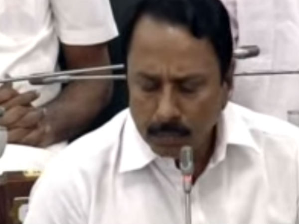 Stalin and Minister Sengotayan lock horns in the Assembly