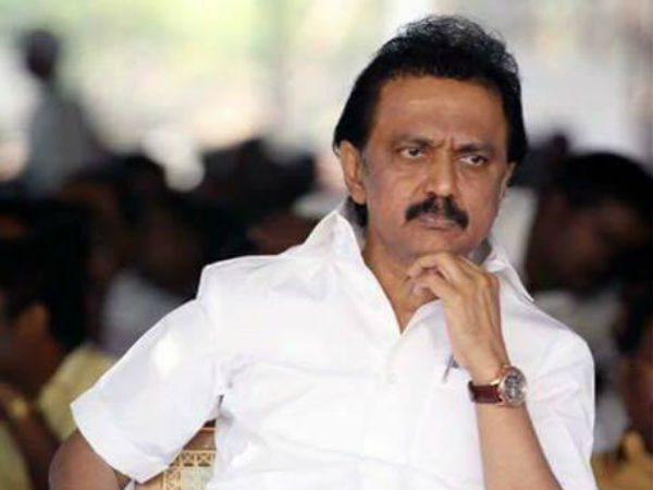 DMK passed a resolution condemning the Srilankan navy for killing a Tamilnadu fishermen