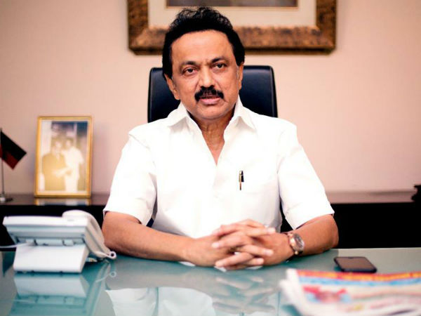 MK Stalin interview with the aspirants on Anna Arivalayam
