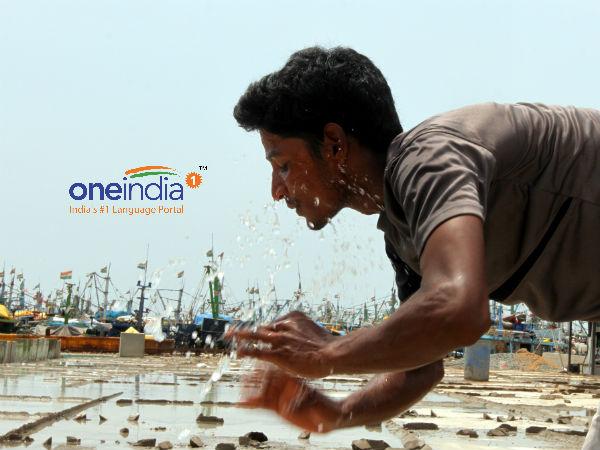 தமிழகத்தில் சேலம், வேலூரில் சதமடித்த வெயில் -  5 நாளைக்கு வறண்ட வானிலையே!