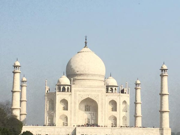 Target Taj Mahal: Security beefed up after IS threat