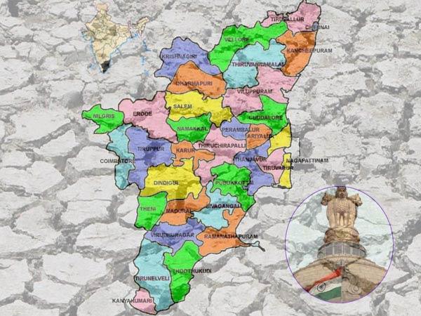 சொற்பமாக வறட்சி நிவாரணம்... தமிழகத்தை வேற்றுக்கிரக மாநிலமாக கருதுகிறதா மத்திய அரசு?