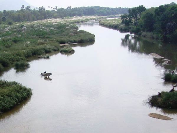 Rs. 100 Crore for Thamirabarani Nambiar link project