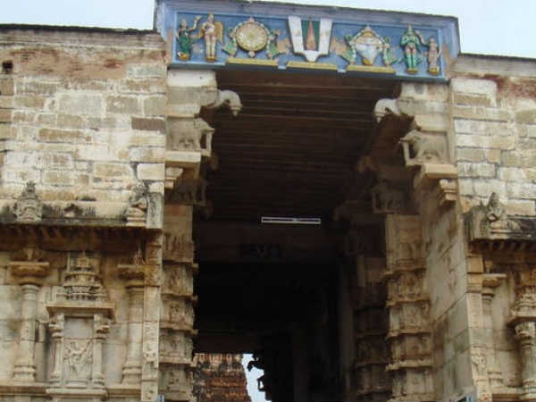 Forest department bans go to temple