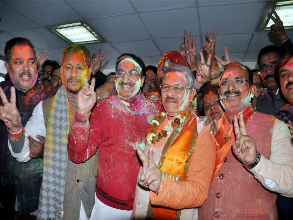 Trivendra Singh Rawat to be Uttarakhand Chief Minister