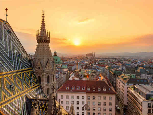 Vienna again ranked world's nicest city, and Baghdad worst