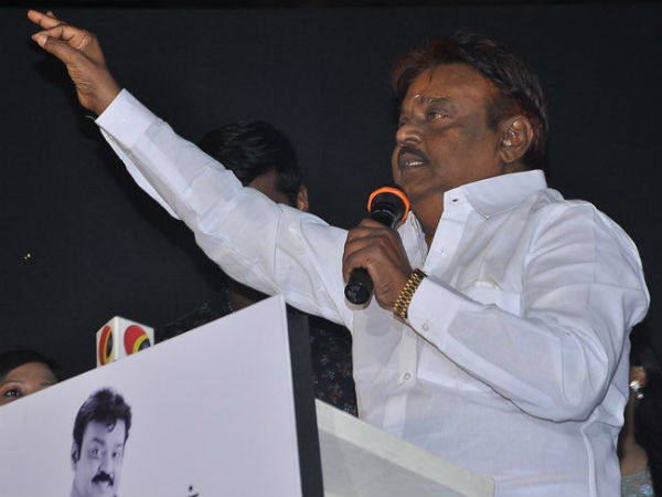 DMDk leader vijayakanth slammed the budget