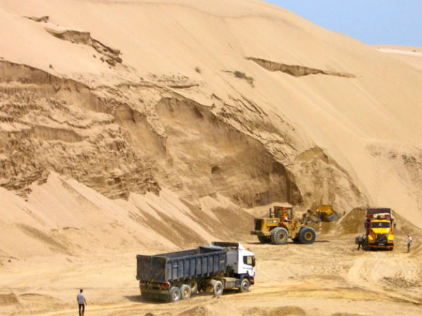 9 Sand quarries closed in TN