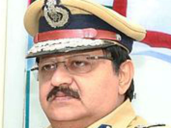 Police DGP in Kerala went to another minister's house wrongly