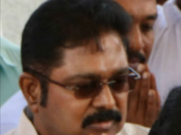 Dinakaran requests delhi police for 3 days time to appear