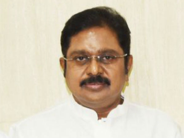 TTV Thinakaran vexed over Modi govt's vigilance in RK Nagar