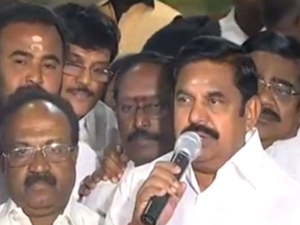 TN minister hold discussion meeting at cm house