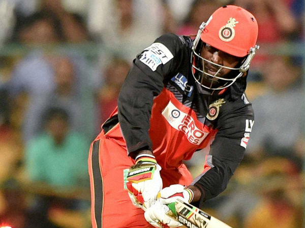 IPL 2017: RCB's Chris Gayle completes world record 10,000 runs in T20s