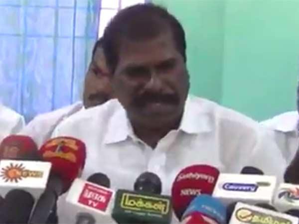 தமிழகக் கட்சிகள் அனைத்தும் மத்திய அரசுக்கு நெருக்கடி தர வேண்டும் - ஜிகே மணி - வீடியோ