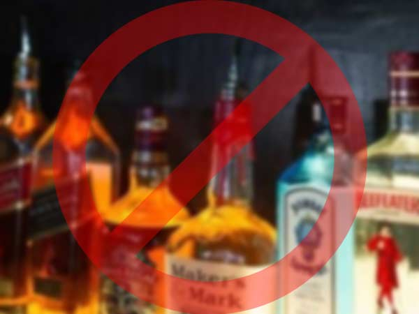 illegal liquor sale 3 arrested