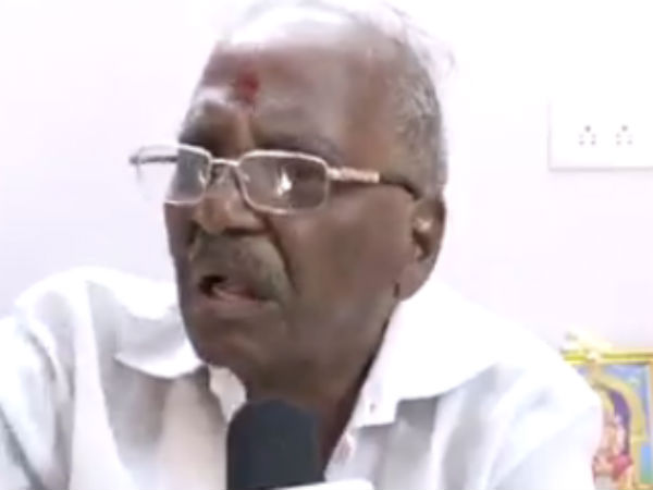 Madhusoothanan threatens seeking armed police security