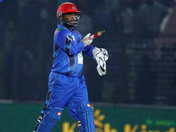 MS Dhoni of Afghanistan Mohammad Shahzad fails dope test, banned by ICC