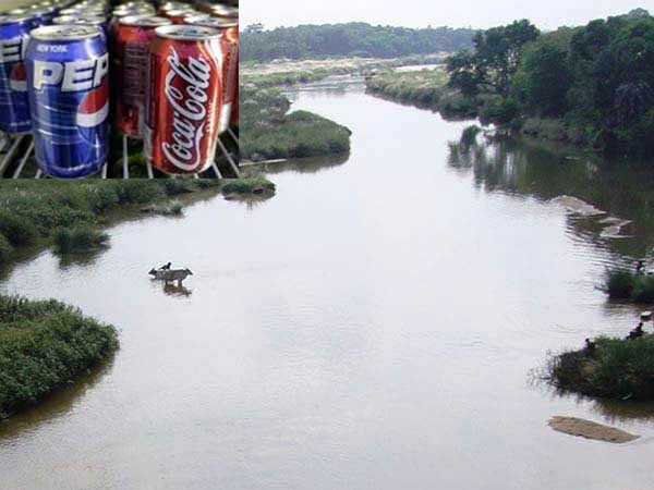 Water to Pepsi, Coke and 6 other firms stopped from May 1