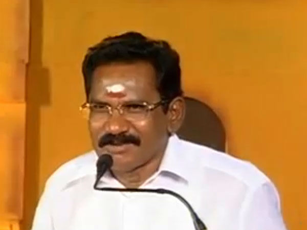 All party meeting is completely eye wash, says Sellur Raju