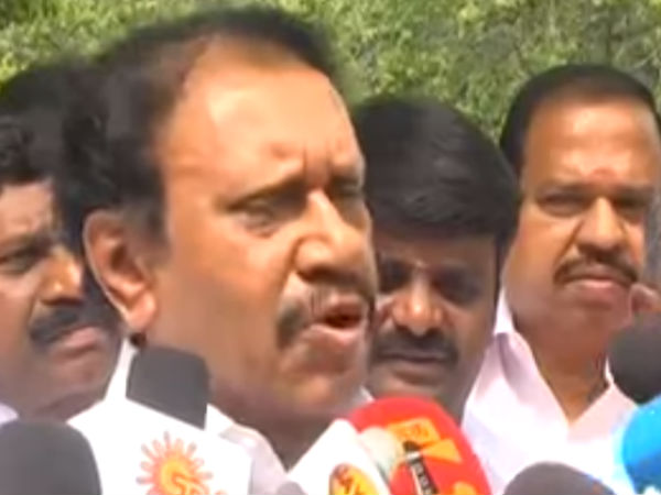 No political crisis for TTV Dinakaran by ministers, says Thambidurai