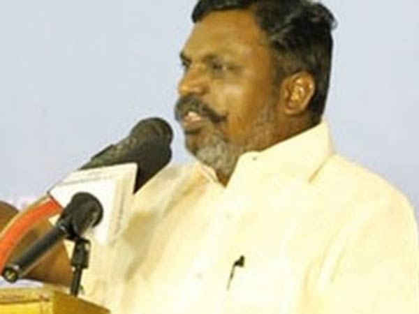 VCK announces Ambedkar award for Narayanasamy