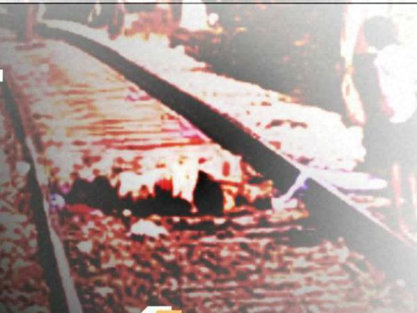 சென்னையில் பரிதாபம்.. எழும்பூரில் தண்டவாளத்தை கடக்க முயன்ற இருவர் ரயில் மோதி பலி