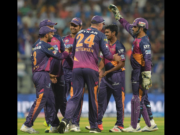 IPL 2017: Match 17: Rising Pune Supergiant 161/8 after 20 overs