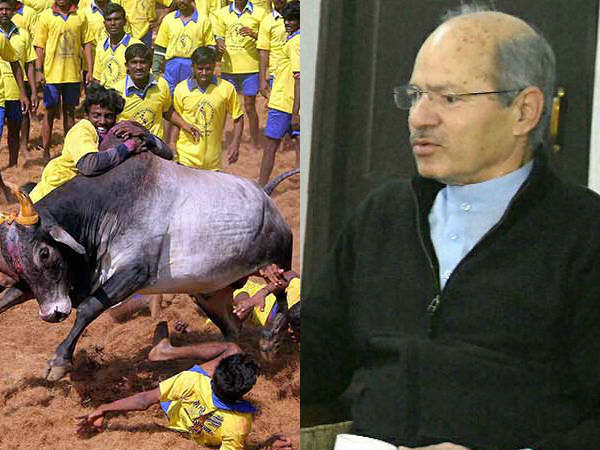 Passed away minister Anil madhav dave played important role against Jallikattu ban