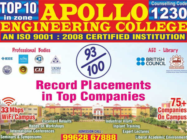 Do you wanna job right after graduation? Then apply for one in Apollo