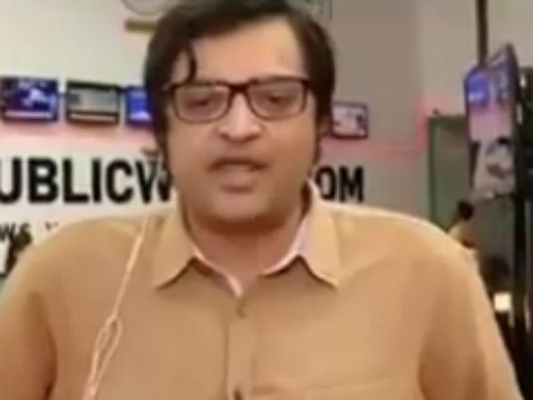 டைம்ஸ்நவ் தொடர்ந்து அர்ணாப் கோஸ்வாமிக்கு எதிராக இந்தியா டுடே வழக்கு!