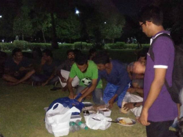 IIT students arrested for for beef fest